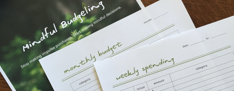 mindful budgeting header