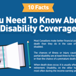 10 Facts You Need To Know About Disability Coverage
