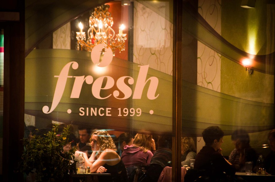 Fresh Restaurante in Toronto