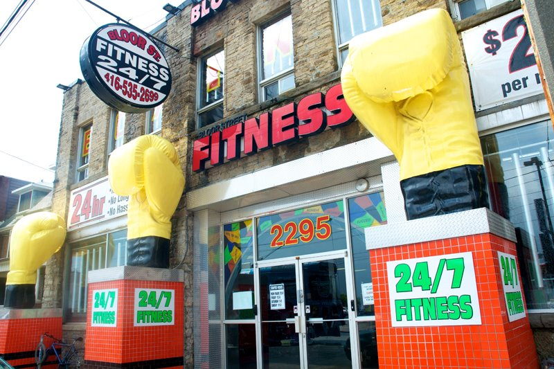 Bloor Street Fitness and Boxing