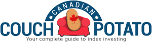 Canadian Couch Potato Logo