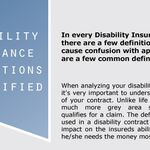 Disability Insurance Definition Demystified thumbnail