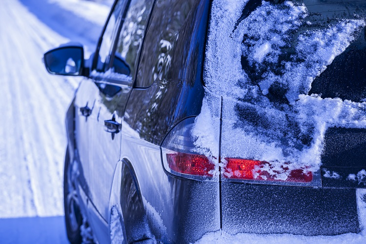 car accidents winter insurance