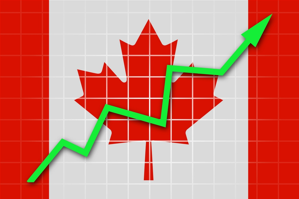 canadian-flag-graph