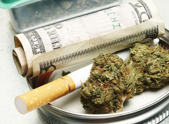 Insurance companies each have their own policy with regards to marijuana smoker rates