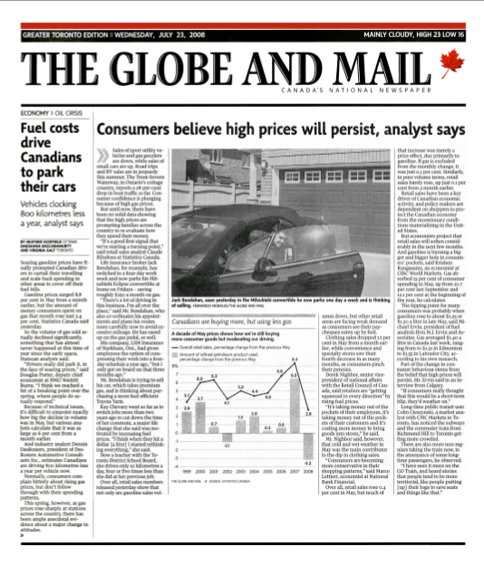 Globe Life Insurance Quote: LSM Insurance On Front Page Of The Globe