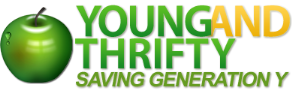 young and thrifty logo